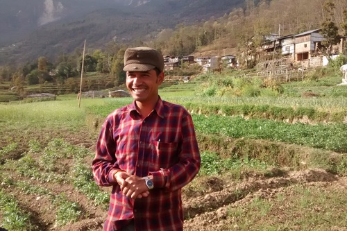 Dolakha province   balaram  agricultural expert listing